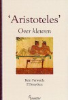 Aristoteles, Over kleuren